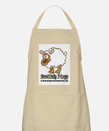 Scottish Pimp BBQ Apron