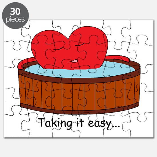 Take it easy Puzzle