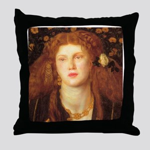 Rossetti Throw Pillow