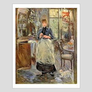 Artist -- Berthe Morisot Small Poster