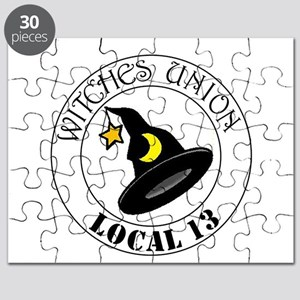 Witches Union Puzzle