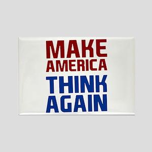 Anti Trump Make America Magnets