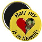 Half my heart is in Kuwait 2.25