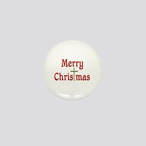 ChrisTmas Mini Button
