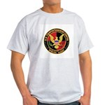 U.S. Counter Terrorist Center Ash Grey T-Shirt