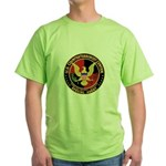 U.S. Counter Terrorist Center Green T-Shirt