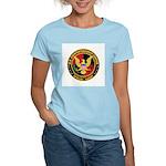U.S. Counter Terrorist Center Women's Pink T-Shirt