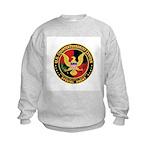 U.S. Counter Terrorist Center Kids Sweatshirt