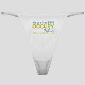 Occupy Falun Classic Thong