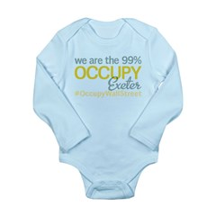 Occupy Exeter Long Sleeve Infant Bodysuit