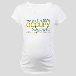Occupy Espanola Maternity T-Shirt