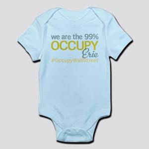 Occupy Erie Infant Bodysuit