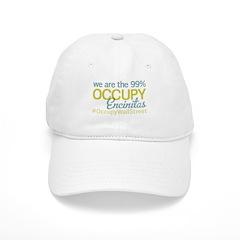 Occupy Encinitas Baseball Cap