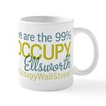 Occupy Ellsworth Mug
