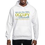Occupy Ellsworth Hooded Sweatshirt
