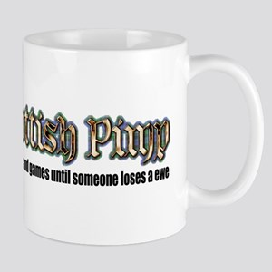 Scottish Pimp Mug