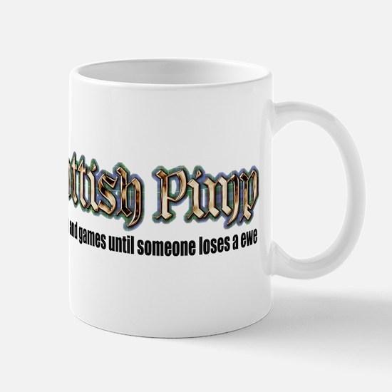 Scottish Pimp Mug