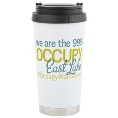 Occupy East lake 37407 Stainless Steel Travel Mug
