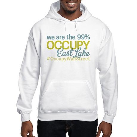 Occupy East lake 37407 Hooded Sweatshirt