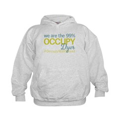 Occupy Dyer Hoodie