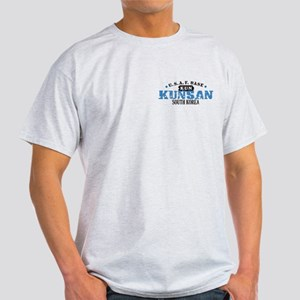 Kunsan Air Force Base Light T-Shirt