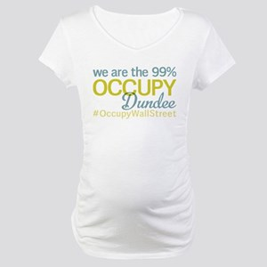 Occupy Dundee Maternity T-Shirt