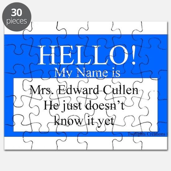 Cute Cullen Puzzle