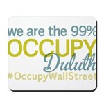 Occupy Duluth Mousepad