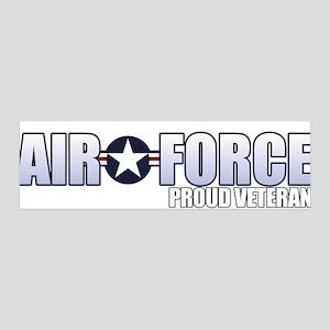 USAF Veteran 42x14 Wall Peel
