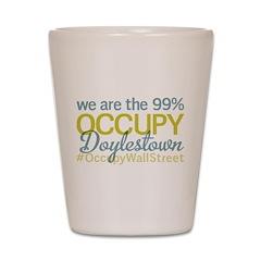 Occupy Doylestown Shot Glass