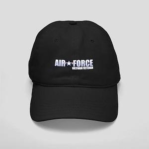 Vietnam Veteran Black Cap
