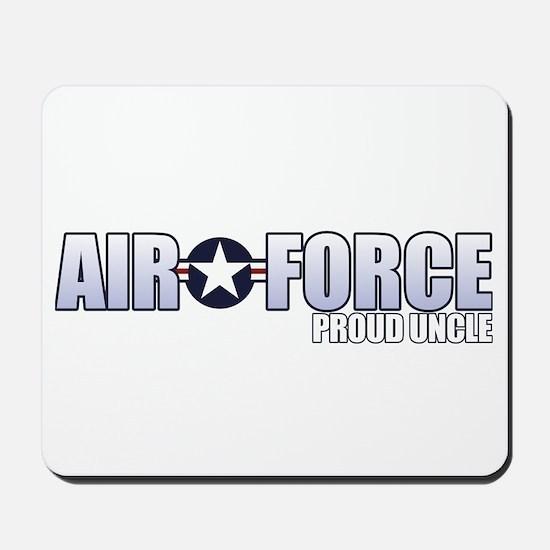 USAF Uncle Mousepad
