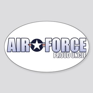 USAF Uncle Sticker (Oval)