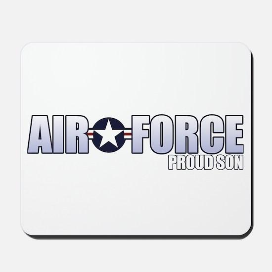 USAF Son Mousepad