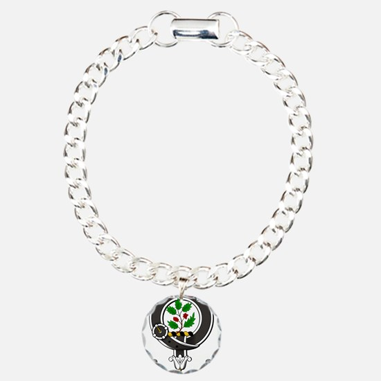 Badge-Christie Charm Bracelet, One Charm