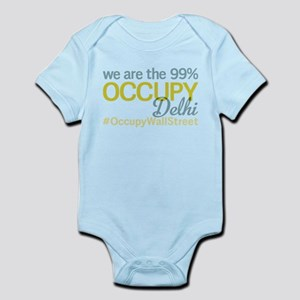 Occupy Delhi Infant Bodysuit