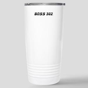 BOSS 302 Stainless Steel Travel Mug
