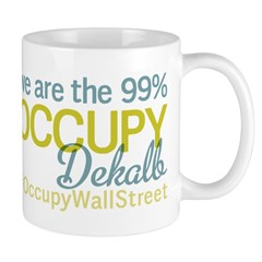 Occupy Dekalb Mug