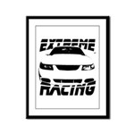 Racing Mustang 99 2004 Framed Panel Print