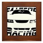 Racing Mustang 99 2004 Framed Tile