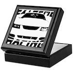 Racing Mustang 99 2004 Keepsake Box