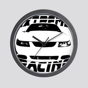 Racing Mustang 99 2004 Wall Clock