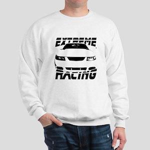 Racing Mustang 99 2004 Sweatshirt