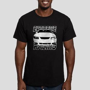Racing Mustang 99 2004 Men's Fitted T-Shirt (dark)