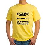 Racing Mustang 99 2004 Yellow T-Shirt