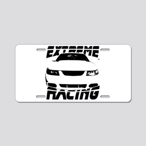 Racing Mustang 99 2004 Aluminum License Plate