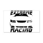 Racing Mustang 99 2004 22x14 Wall Peel