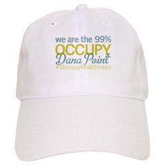 Occupy Dana Point Baseball Cap