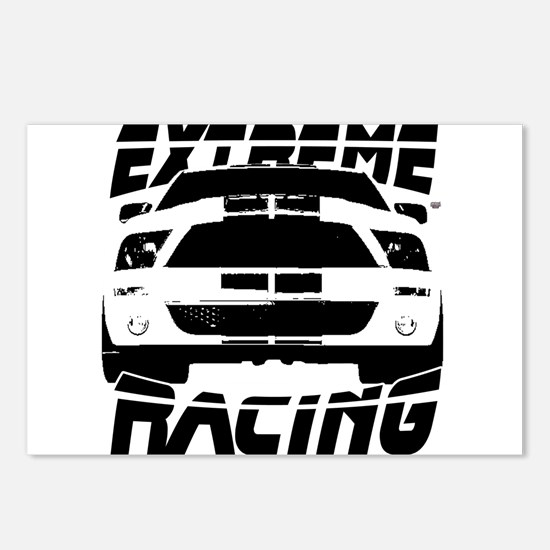 Extreme Mustang 05 2010 Postcards (Package of 8)