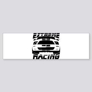 Extreme Mustang 05 2010 Sticker (Bumper)